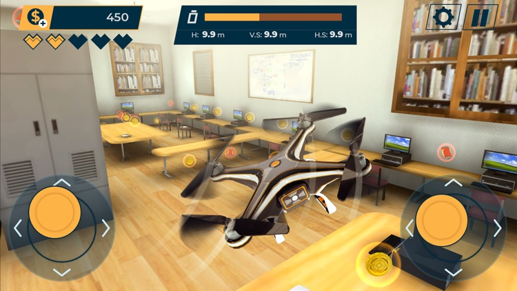 RC Drone Flight Simulator screenshot-3
