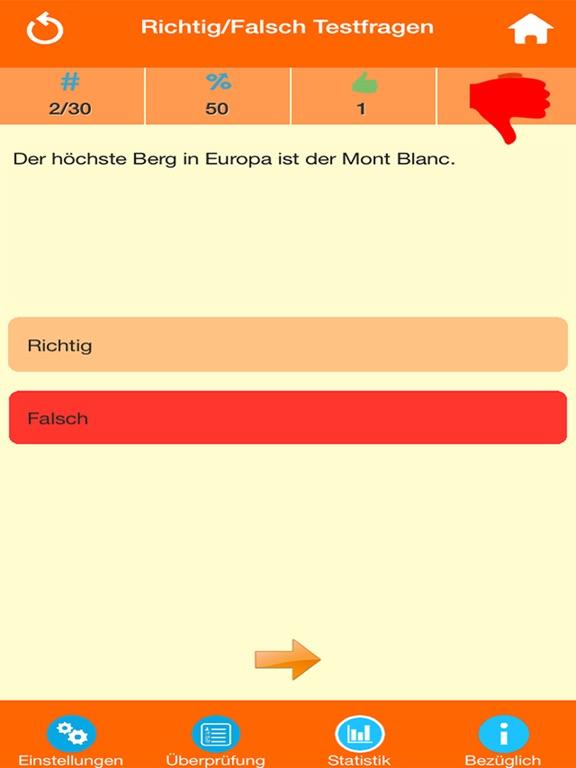 Geographie Europas Quiz screenshot 8