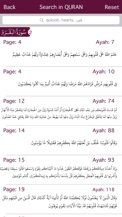 Holy Quran Listen 12 Languages Screenshot