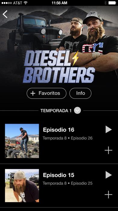 Discovery en Español GO screenshot 2