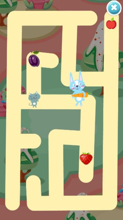 Baby games - Mazes screenshot-3