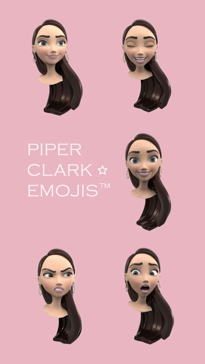 Piper Clark Emojis
