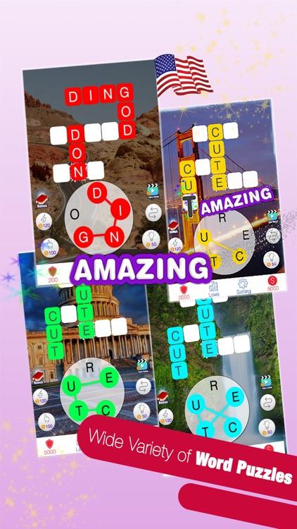 American Word Match King screenshot-3