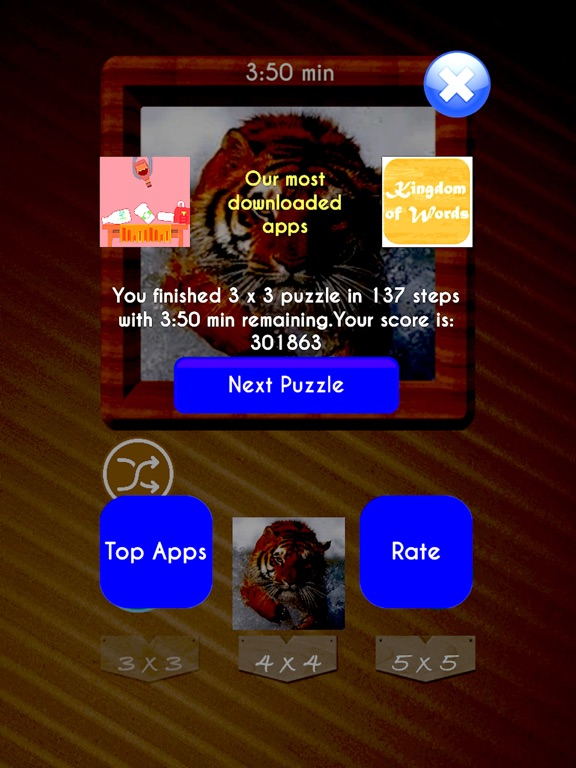 Sliding Puzzle Challenge screenshot 10
