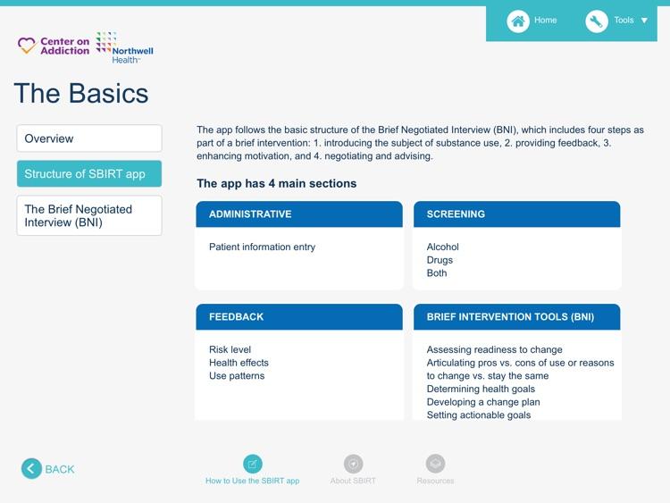 SBIRT for Health Professionals screenshot-7