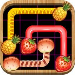 Draw Fruit Line