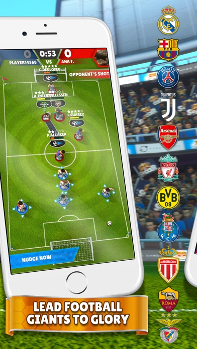 Kings of Soccer Screenshot 4