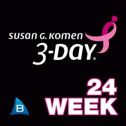 Susan G. Komen 3-Day® 24-Week