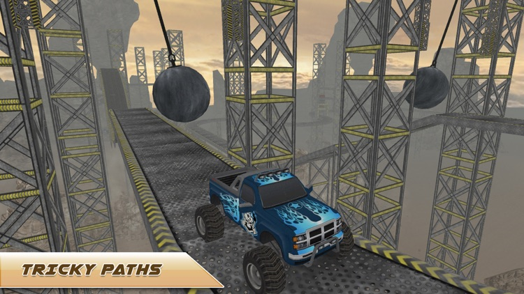 Monster Truck Extreme Stunts™ screenshot-1