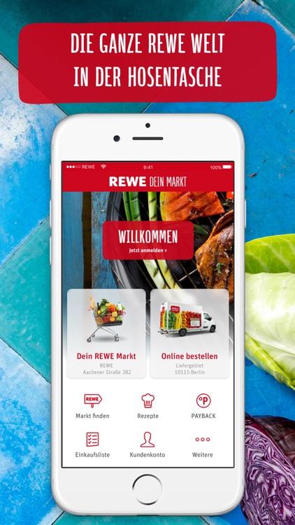 REWE Angebote & Lieferservice screenshot-0