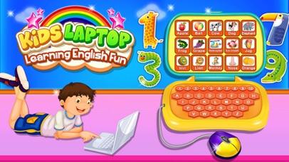 Alphabet Laptop - Educational screenshot 1