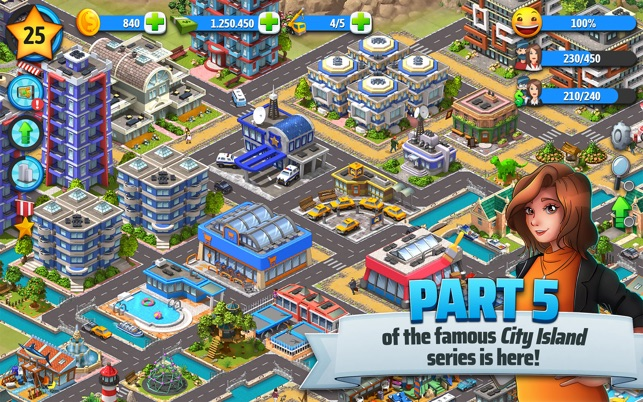 City Island 5 Tycoon Sim Game on the Mac App Store