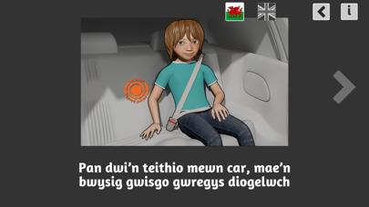 Screenshot #3 pour Wearing a Seatbelt in a Car
