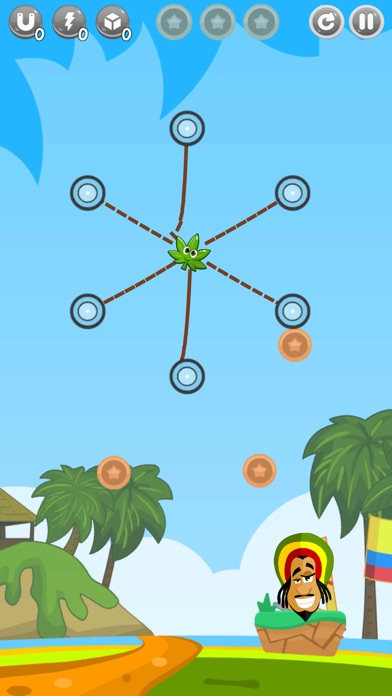 Cut Weed: Rope Hero screenshot two
