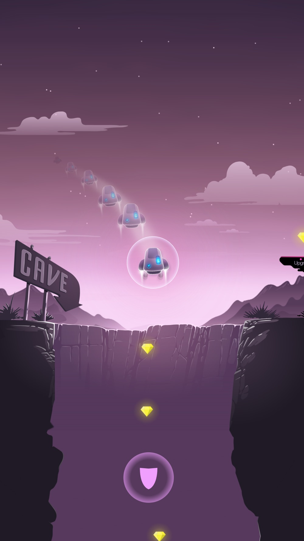 Cave FRVR – Space Ship Landing Cheat Codes