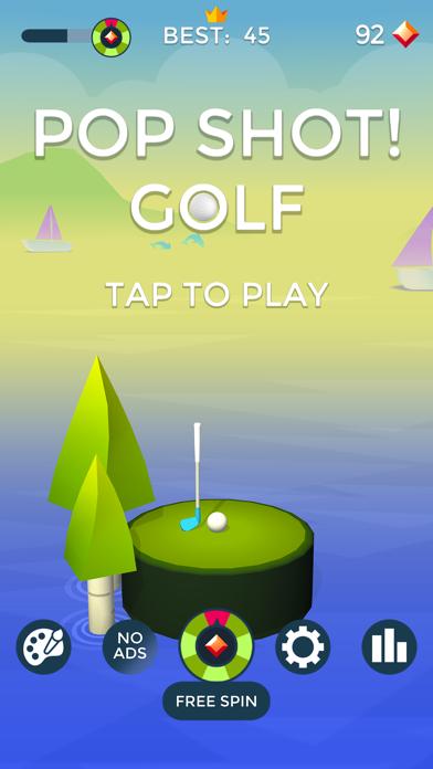 Pop Shot! Golf screenshot 5