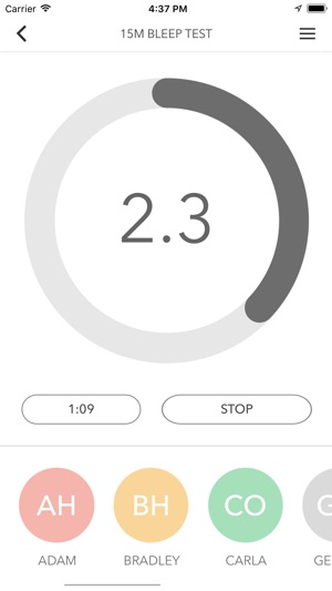 The Best Beep Test App Apple Watch Gif