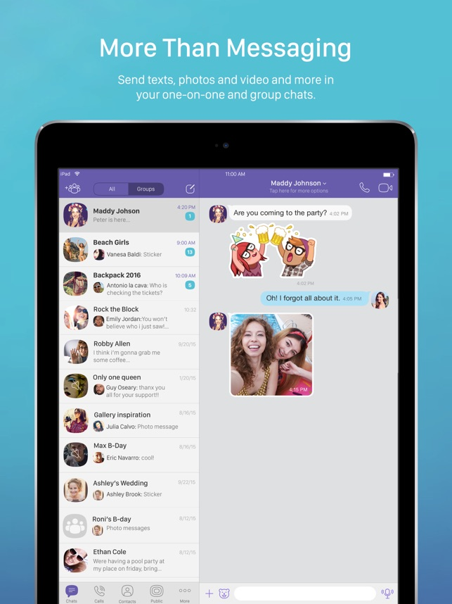 Download viber messenger for android & windows pc (free).
