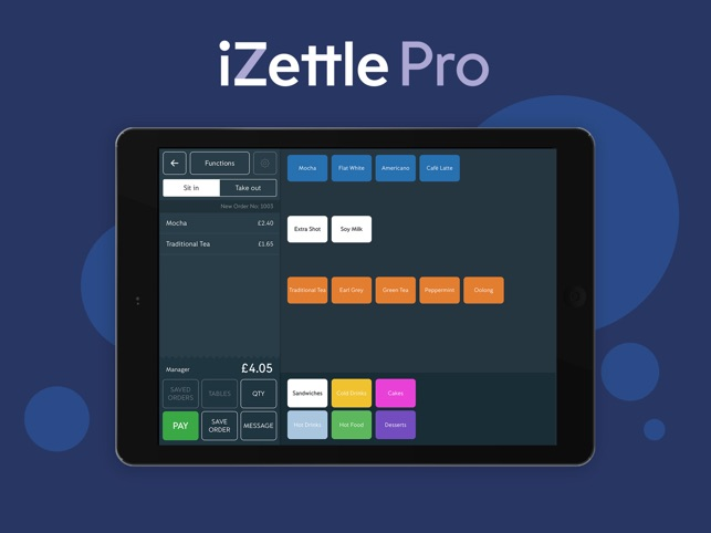 Izettle Pro On The App Store