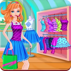 Activities of Girl Shopping Time