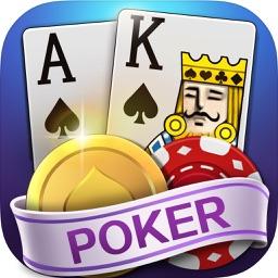 土豪德州扑克-轻松赢币的德州扑克游戏