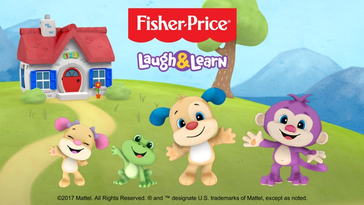 Laugh & Learn™ Puppy's Player screenshot-4