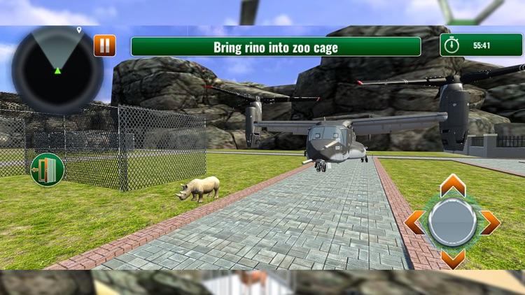 Zoo Animal Transport