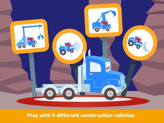 Screenshot #2 for Carl the Super Truck Roadworks