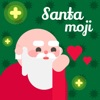 Santamoji - Santa Emoji