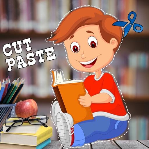 Cut Paste Photos :Photo Editor iOS App