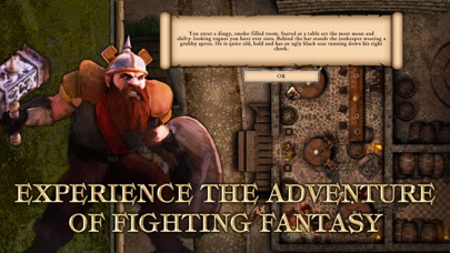 Fighting Fantasy Legends screenshot 2