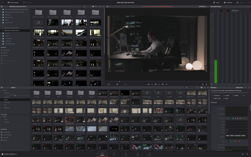 davinci resolve 14 free download for mac