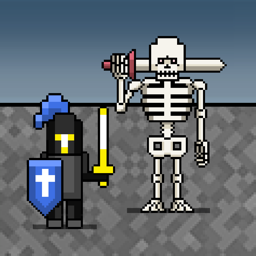 Ícone do app 8bitWar: Necropolis