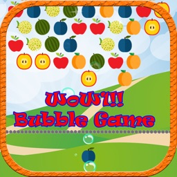 Fruits Bubble Shooter Puzzle Games