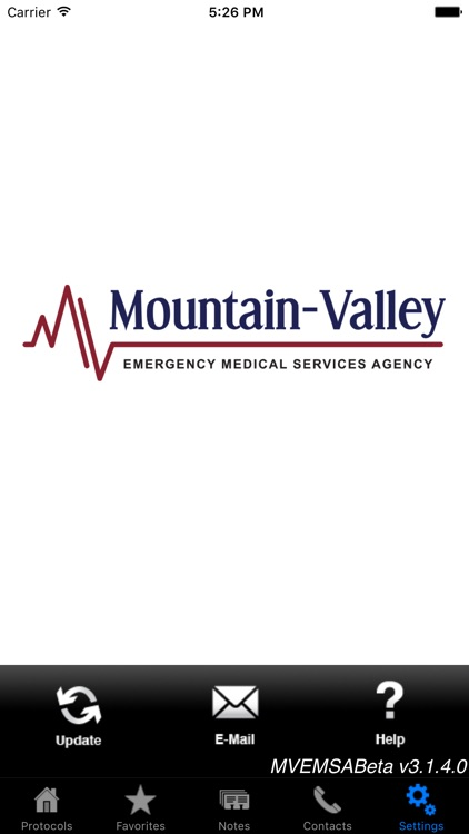 Mountain Valley EMS Agency