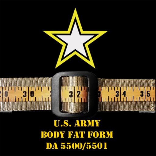 Army Body Fat Form