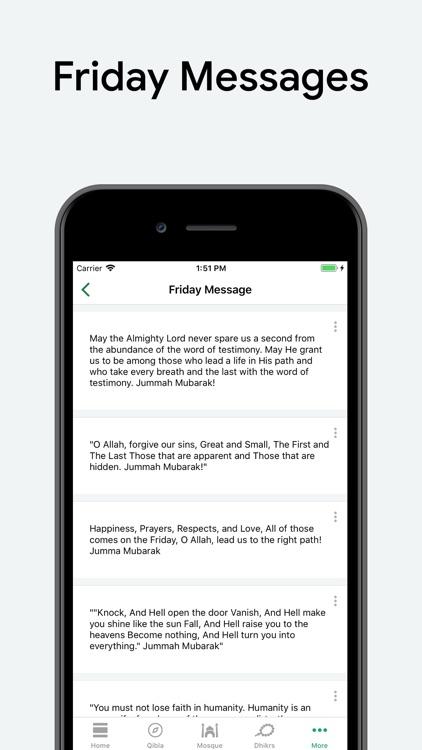 Muslim Assistant: Prayer&Qibla screenshot-6