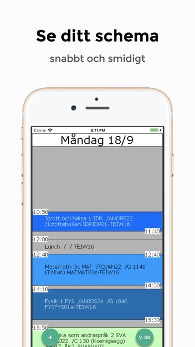 SchemaAppen screenshot 1
