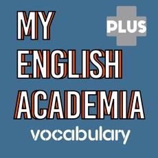 Activities of English Academia : Vocabulary+
