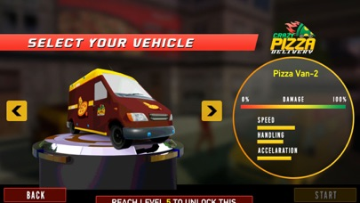 Christmas Fun: Pizza Delivery screenshot two