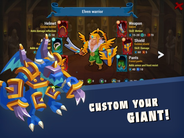 Age of Giants: Tribal Warlords