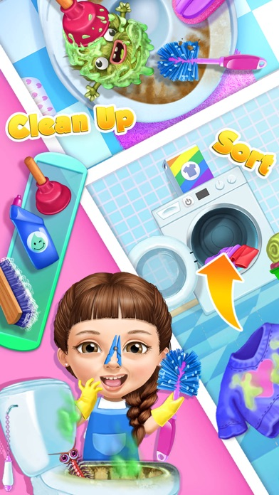 Sweet Baby Girl Cleanup 5 screenshot 4