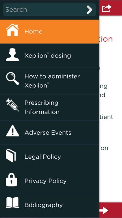 Xeplion Guide