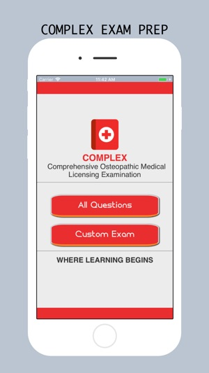 complex exam