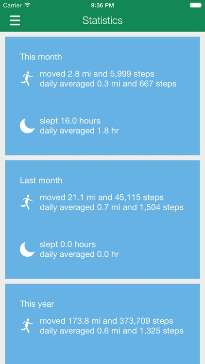 Data Manager for Fitbit screenshot-3