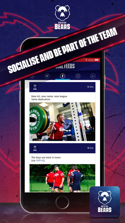 Bristol Bears Official App screenshot-3