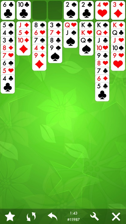 FreeCell Solitaire Card Game. screenshot-3