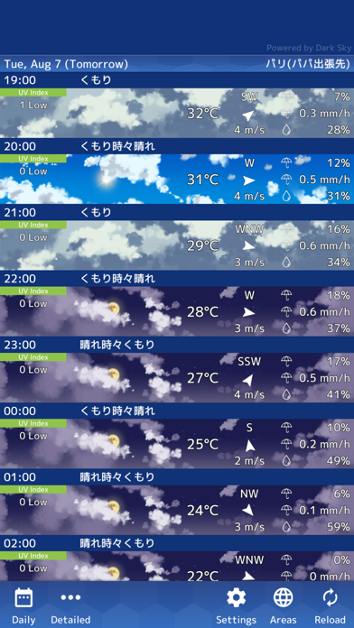 Weather Forecast(World)のおすすめ画像5