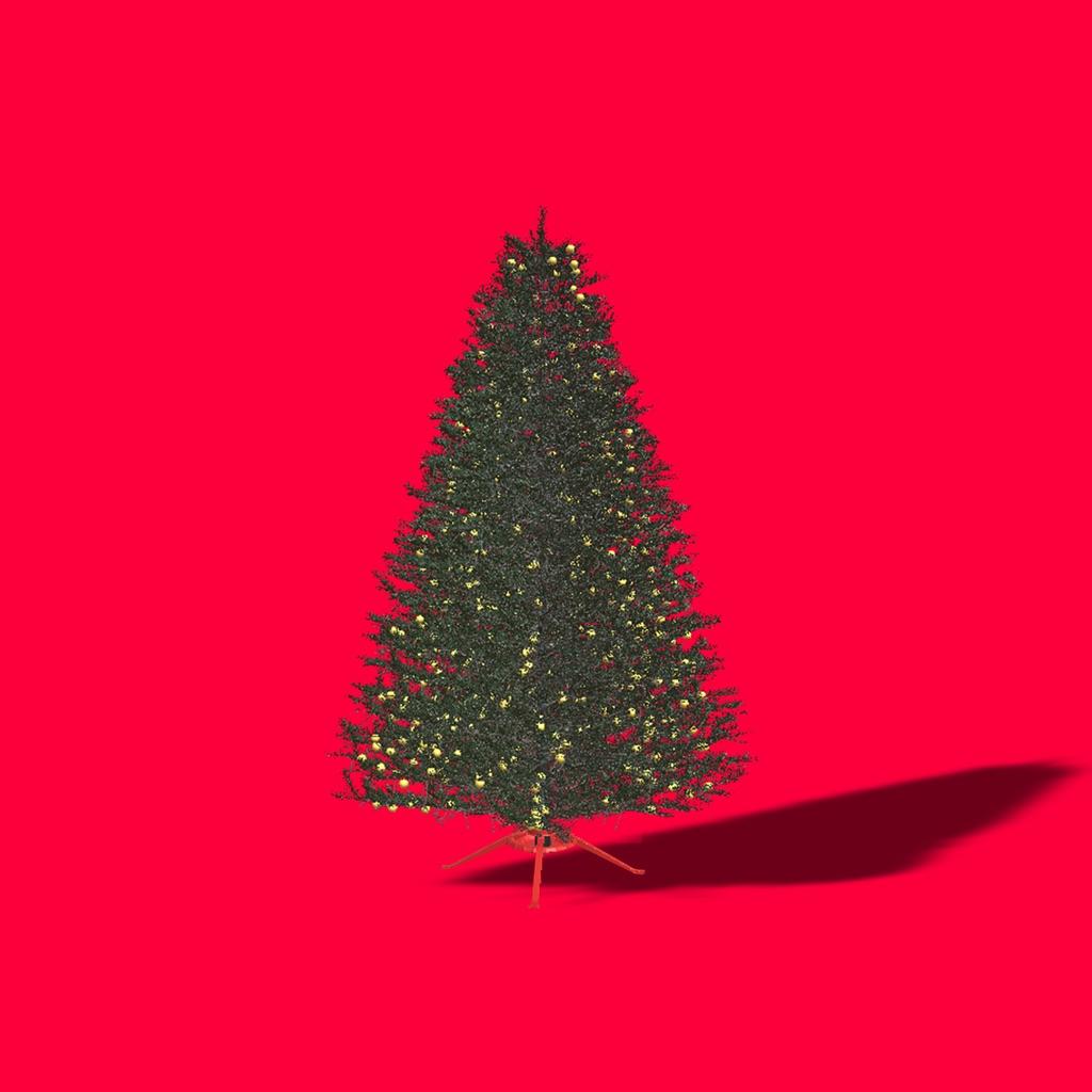 AR Christmas Trees hack