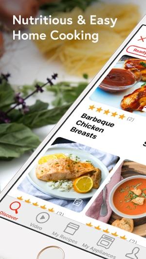 Mealthy easy healthy recipes en app store capturas de pantalla forumfinder Choice Image